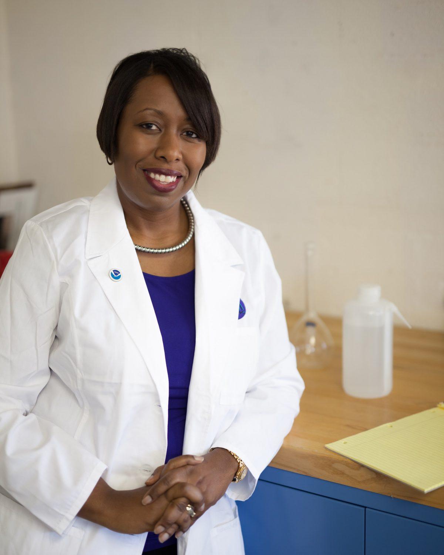 Photo of Dr. Myles
