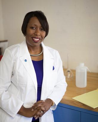 Photo of Dr. LaToya Myles