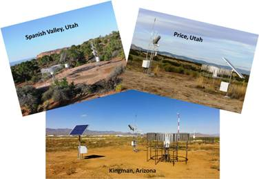 Final 3 stations installed in southwest region